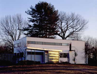 Early Modern Architecture In Lincoln Massachusetts Old House Online