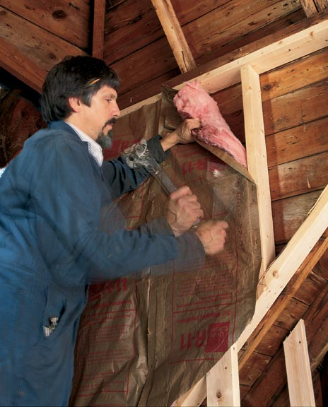Expert Advice Insulation Old House Online Old House Online
