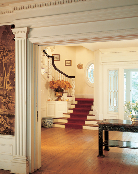 Colonial Revival Interior Decorating | Joy Studio Design Gallery ...