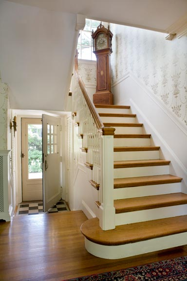 Rethinking A Colonial Revival Interior Old House Online