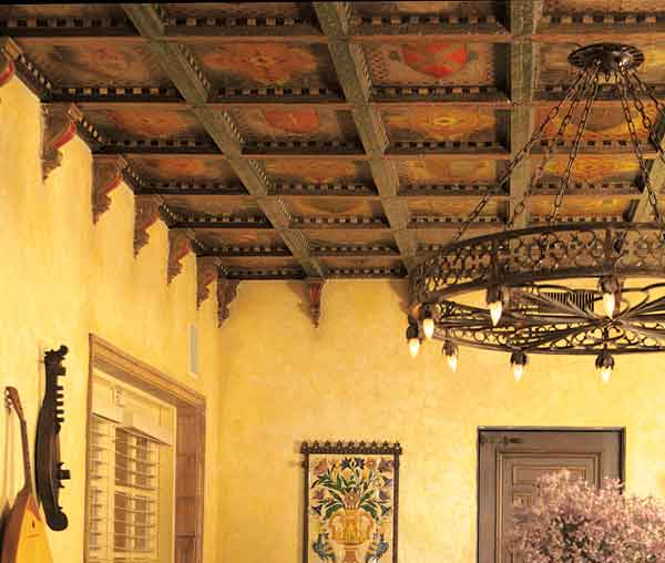Decorative Ceilings That Inspire Old House Online Old