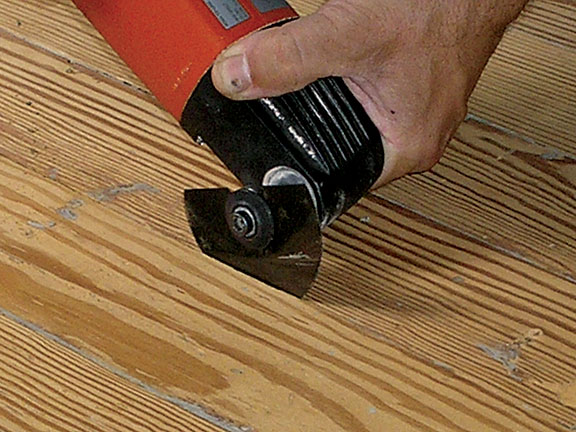 How To Replace Hardwood Floor Boards In A Tongue And Groove Floor ...