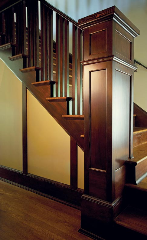 A bungalow education old house online old house online for Stair designer online