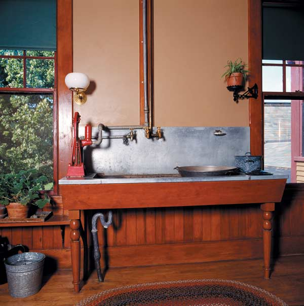 Edwardian Kitchen Sink: Butler's Pantry On Pinterest