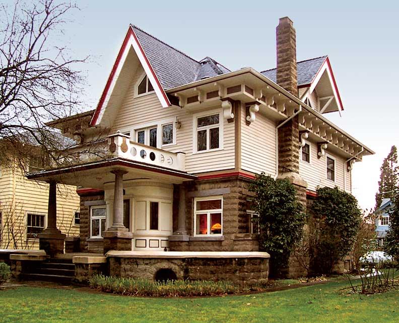 Best old house neighborhoods in portland oregon old for Portland craftsman homes