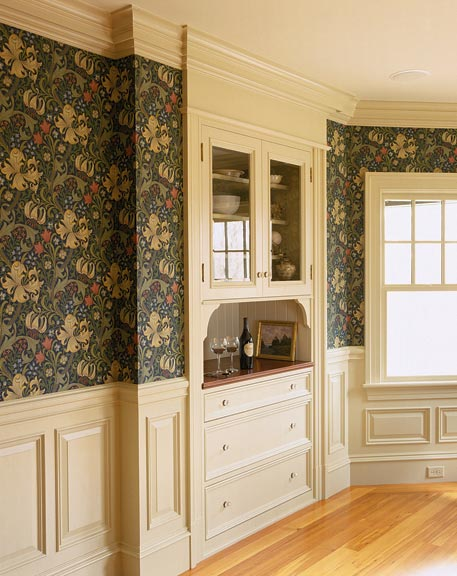5 Wainscot Wall Paneling Styles Old House Online Old