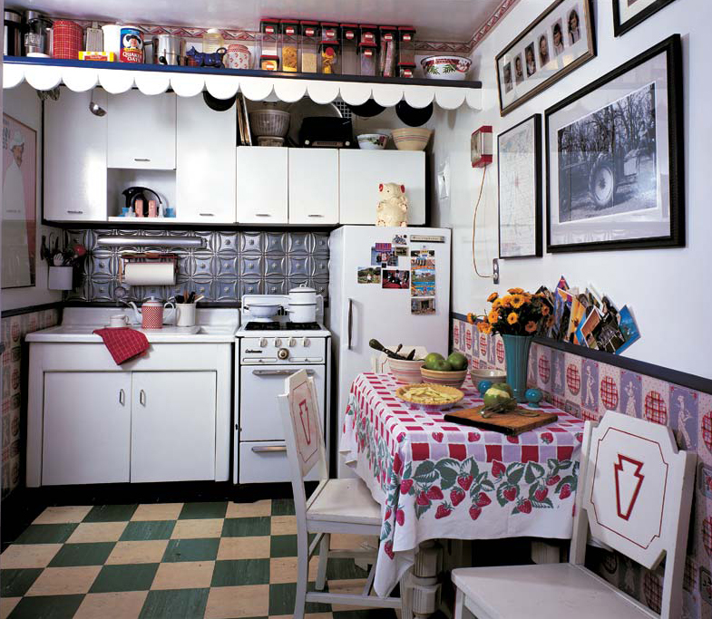 Arts amp Crafts In A Manhattan Apartment Old House Online