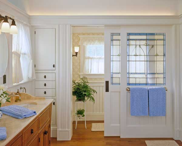 3 Ideas For En Suite Baths Old House Online Old House