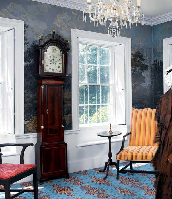 The case for interior shutters old house online old for Recessed panel shutters