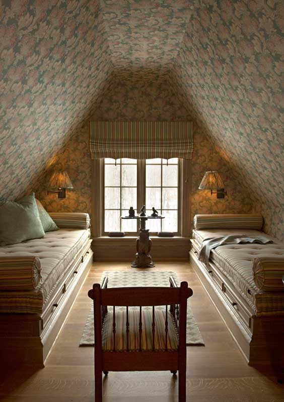 Ideas For Upholstered Walls Old House Online Old House