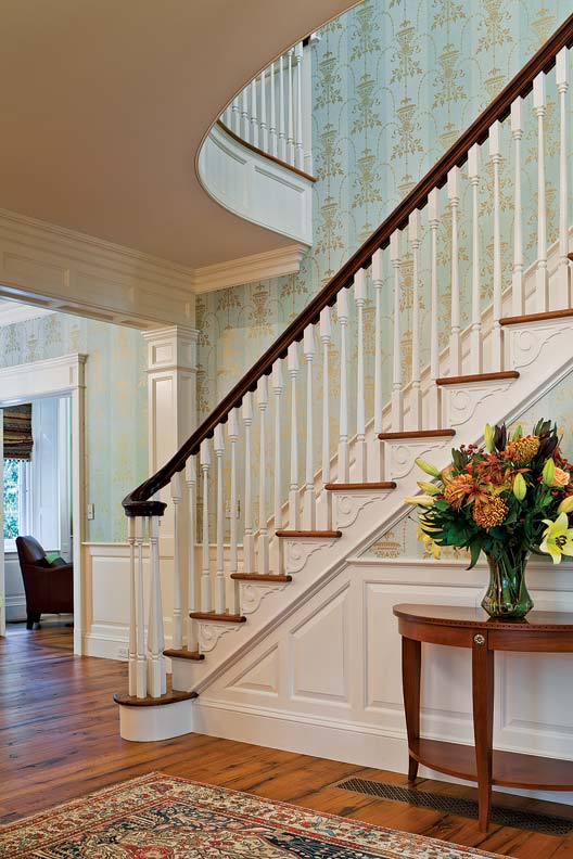 An Elegant New England Federal Old House Online Old