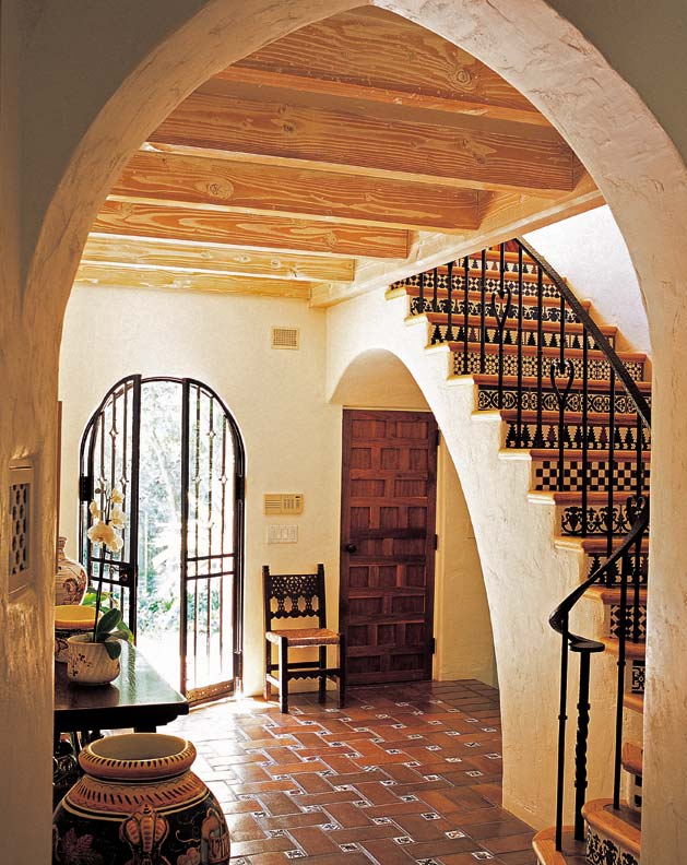 An Authentic New Spanish Colonial Old House Online Old