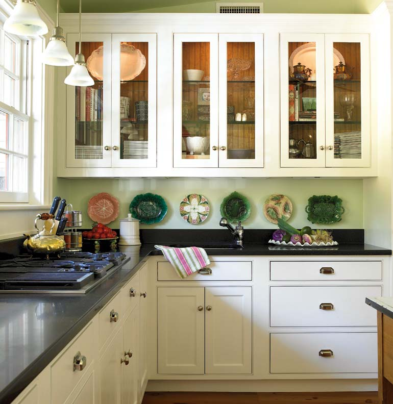 9 Strategies for Period Kitchens - Old-House Online - Old-House Online