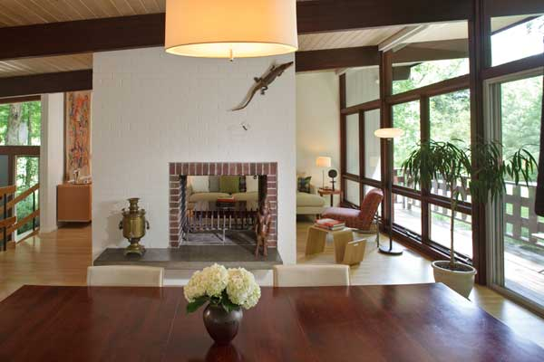 A Mid Century Modern Retreat Old House Online Old