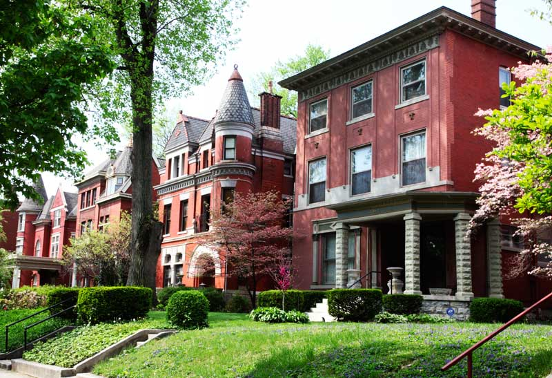 A Tour Of Old Louisville Victorian Kentucky Architecture