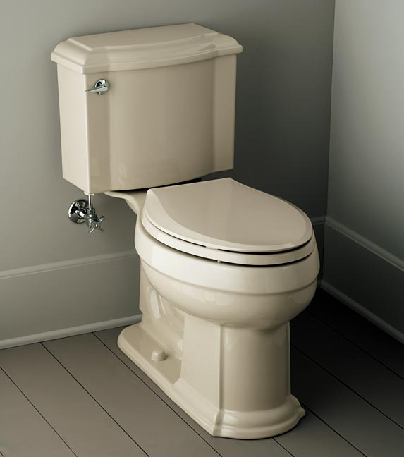 Kohler Colored Toilets : Kohler Toilets Colors By 1930, colored sinks, tubs,