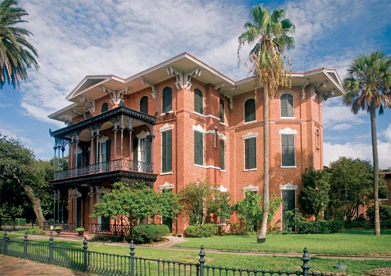 Italianate architecture and history old house online for Italianate house plans