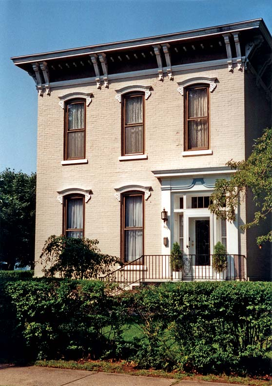 Italianate architecture and history old house online for Features of old houses