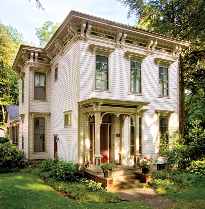 Italianate architecture and history old house online for House architecture styles
