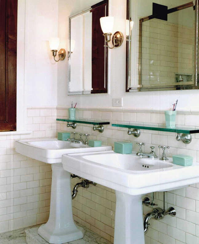 bathroom on pinterest 1920s bathroom art deco bathroom and tile