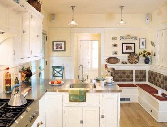 Photo Gallery White Kitchens Old House Online Old