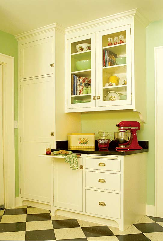 Timeless tips for remodeling a kitchen old house online for 1920s kitchen remodel