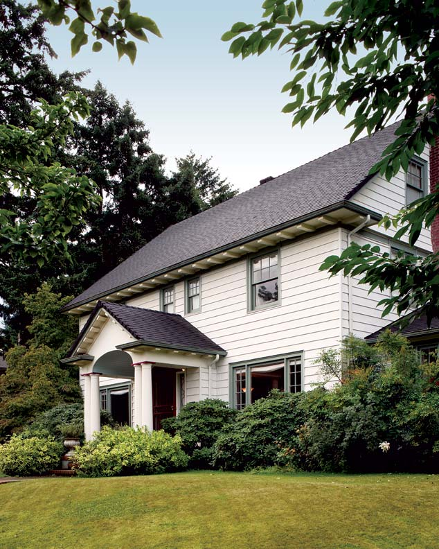 Choosing Paint Colors For A Colonial Revival Home Old House Online Old Ho