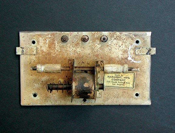 How To Repair Vintage Door Chimes Old House Online Old