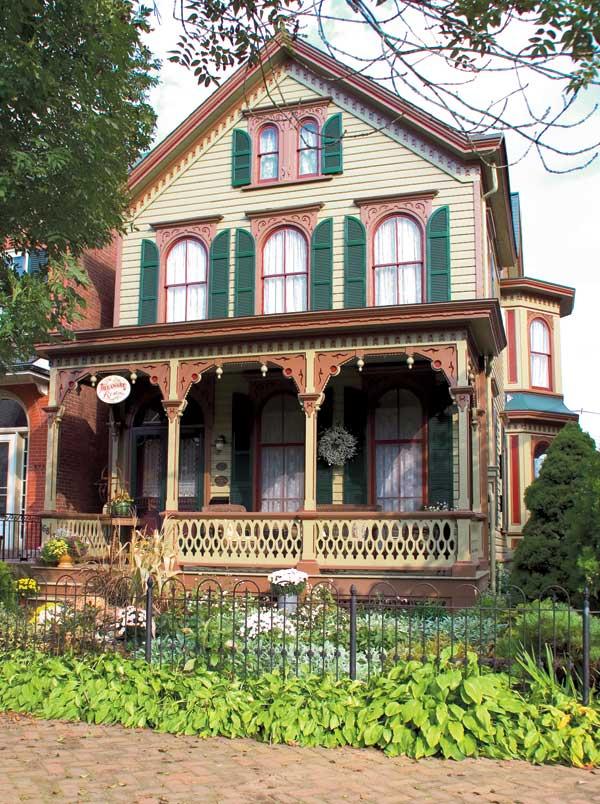 Exterior Paint Color Placement Ideas Old House Online