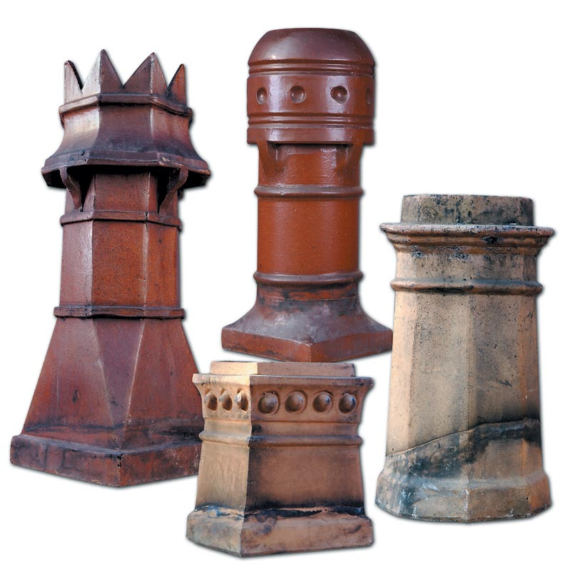 History of Chimney Pots - Old-House Online - Old-House Online