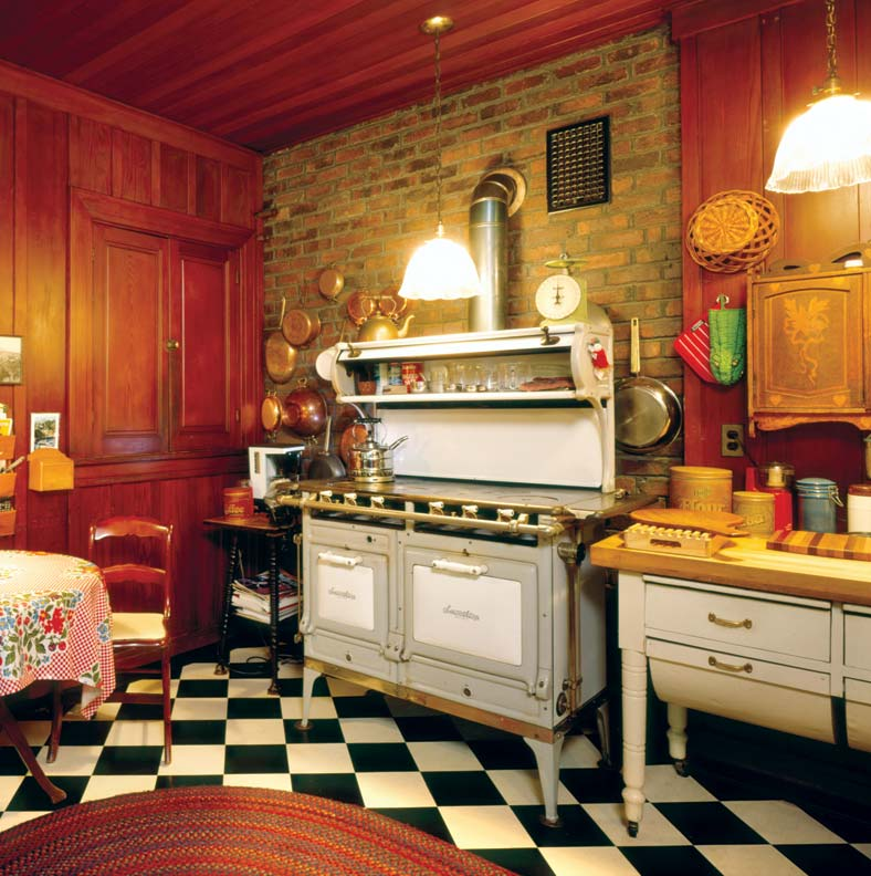 History Of The Kitchen Stove