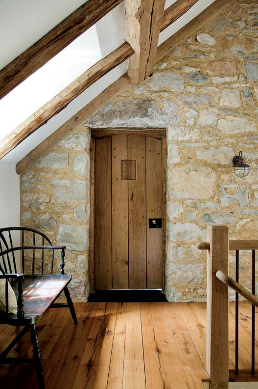 Reviving A Stone Farmhouse Old House Online Old House Online