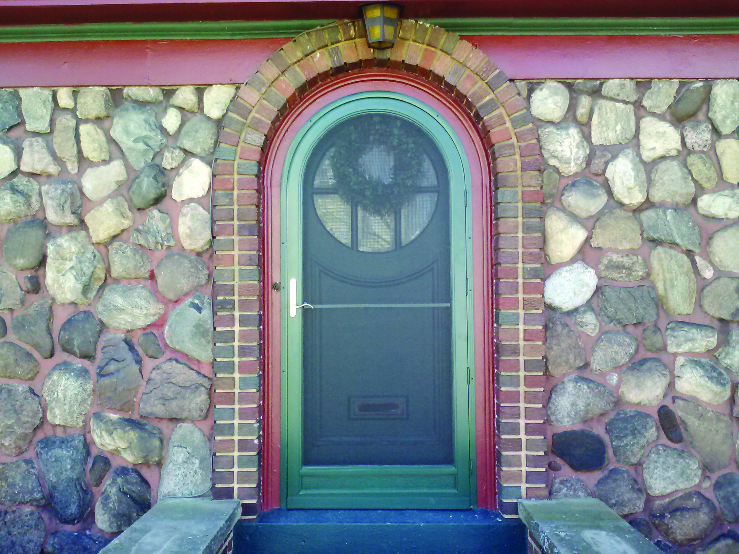 1920 #72443B Do You Have Rounded Top Storm Doors W/screen? image Round Top Entry Doors 40732560