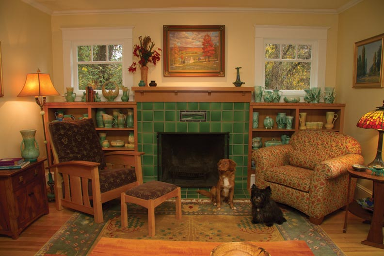 Arts amp crafts farmhouse makeover old house online old house online