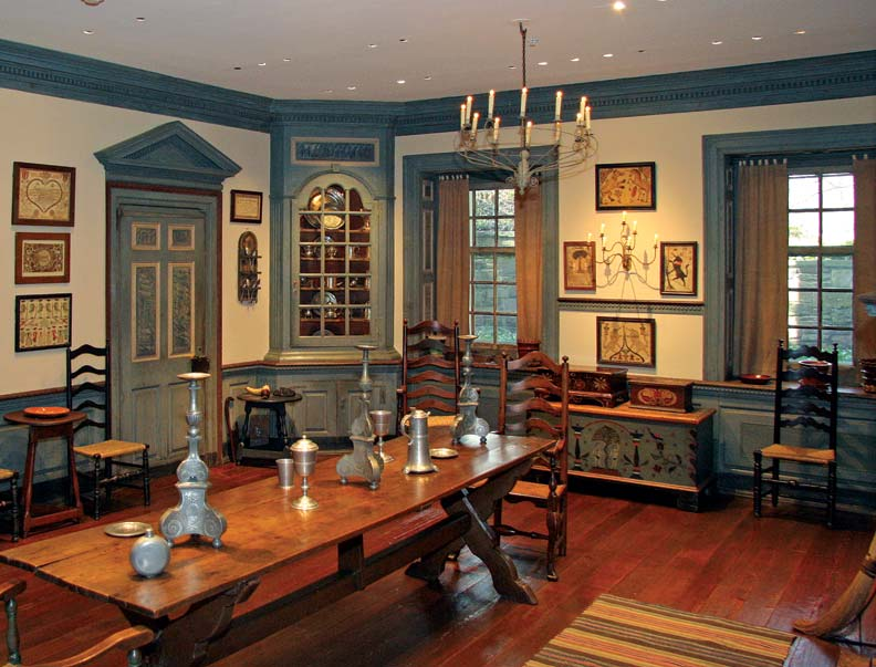 The right way to use trim in old houses old house online for Colonial style trim