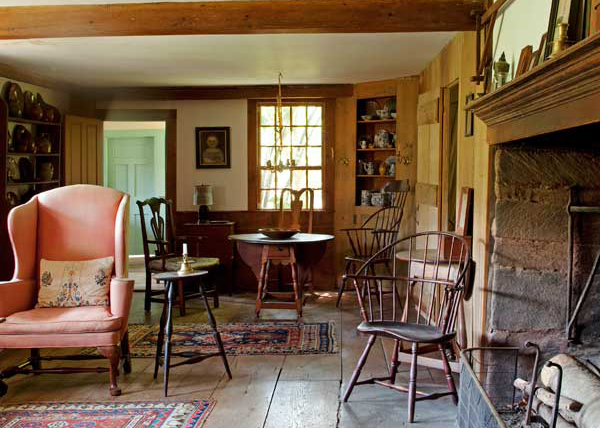 A Classic 18th Century Home Old House Online Old House