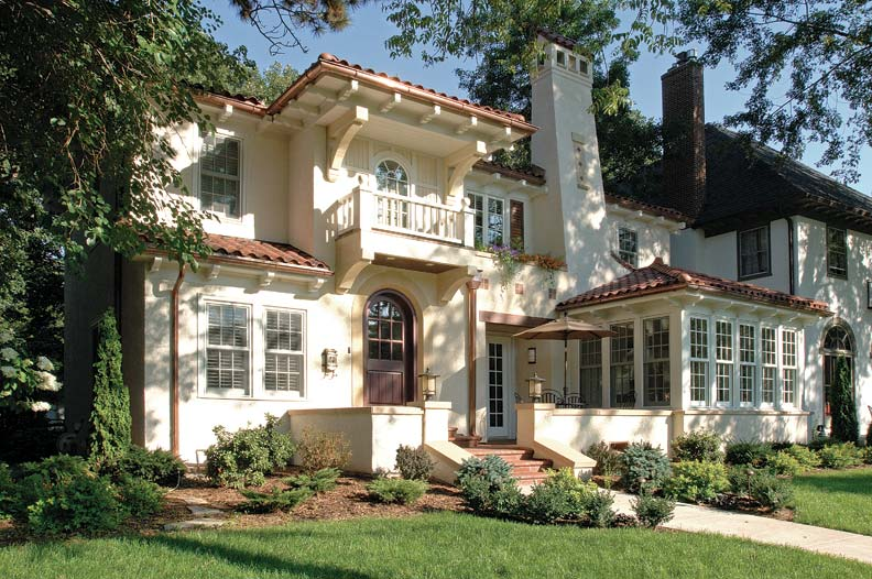 Bringing Back A 1920s Mediterranean Revival Old House