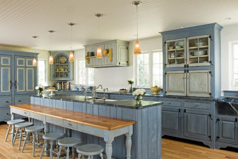 Traditional Trades Period Kitchen Cabinets Old House Online Old