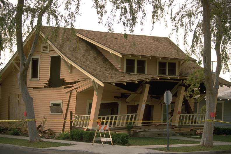 Seismic Upgrades For Old Houses Old House Online Old