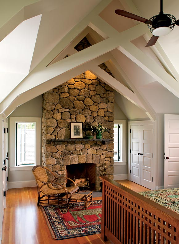 A New Shingle Style Getaway Home Old House Online Old House Online