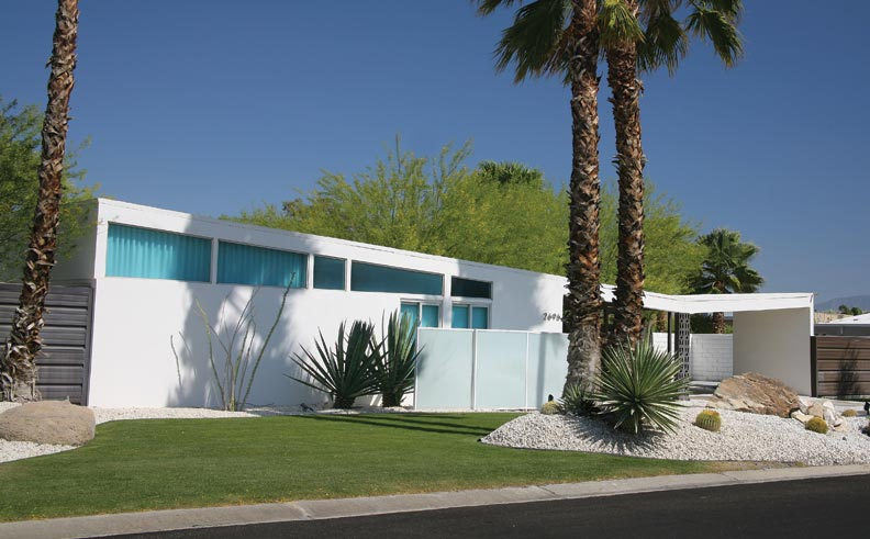 Mid Century Modern Houses In Palm Springs Old House