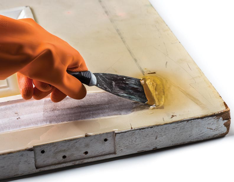 Tested: Safer Paint Strippers - Old-House Online - Old-House Online
