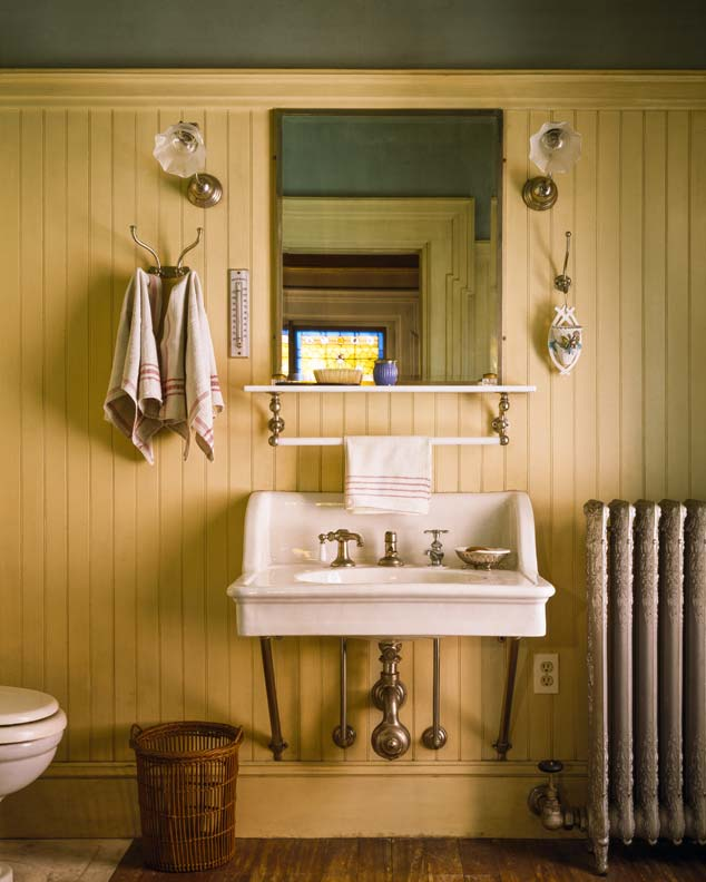 Ideas For Cottage Baths Old House Online Old House Online