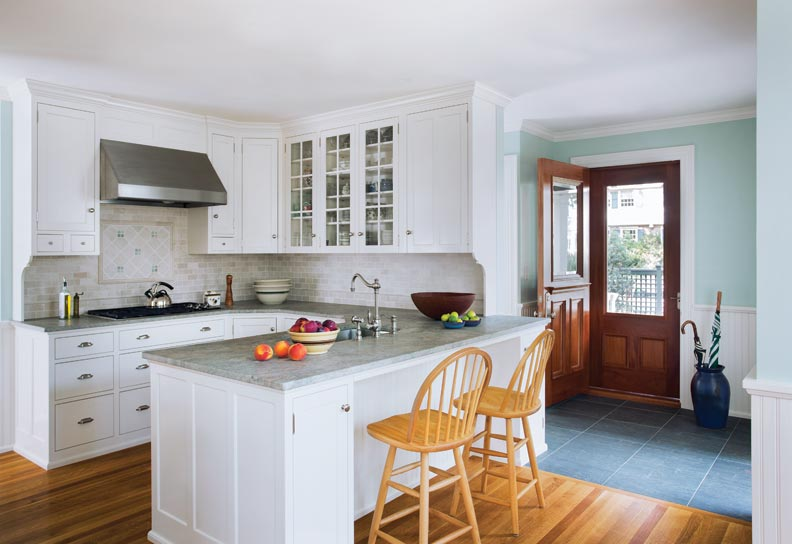 A Victorian Kitchen Makeover Old House Online Old