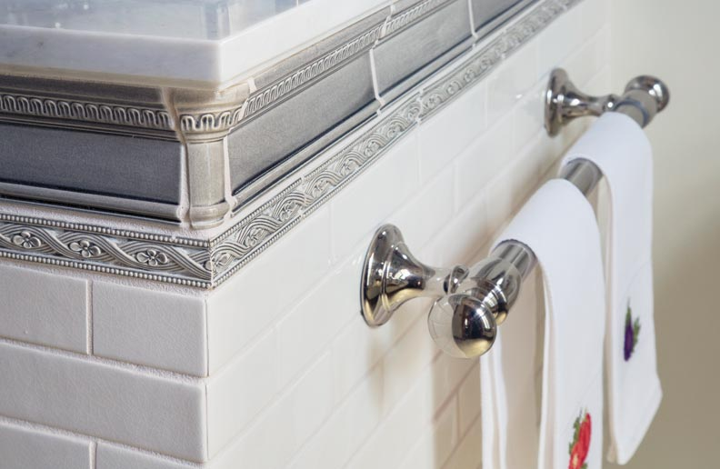 Old bathroom light fixtures - Two Designs For Victorian Baths Old House Online Old