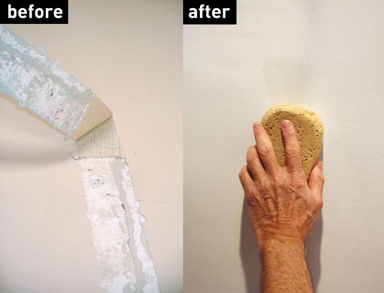Repairing Plaster Cracks - Peter Lord Plaster Paint