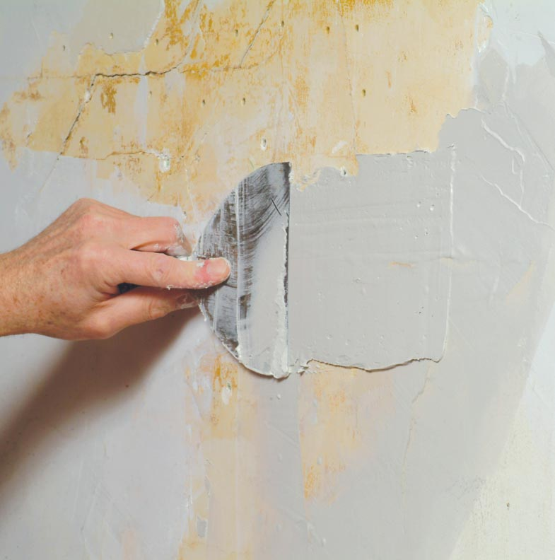 Gold Paint For Plasterboard Walls
