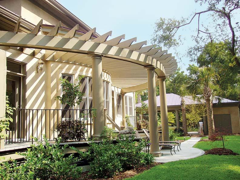 Pergola Designs For Old House Gardens Online