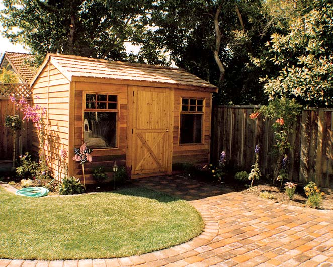 Guide To Traditional Garden Shed Kits Old House Online