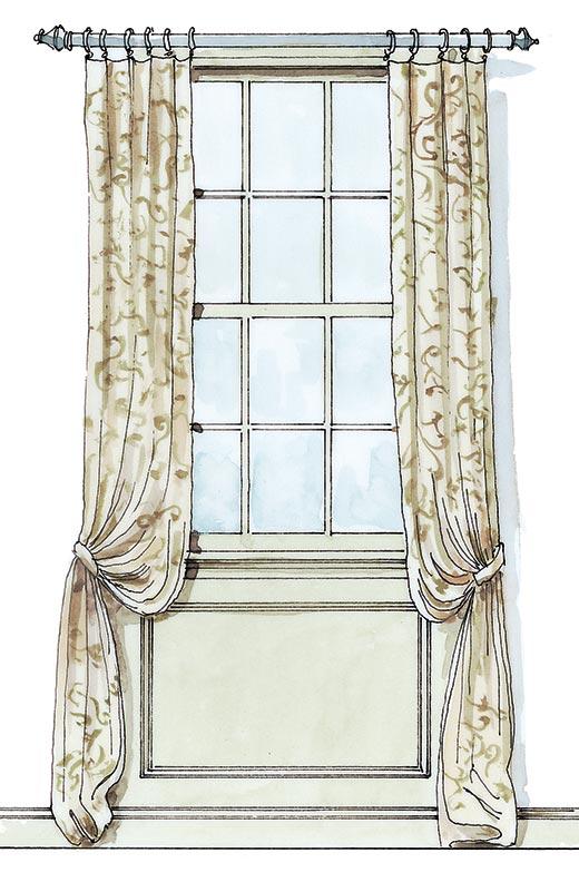 Curtains Hung Inside Window Frame Blinds Inside Window Frame